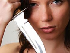 אישה שמוכנה להקריב (צילום: parfyonov, Istock)