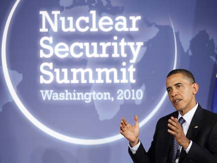 ועידת הגרעין בוושינגטון (צילום: רויטרס)