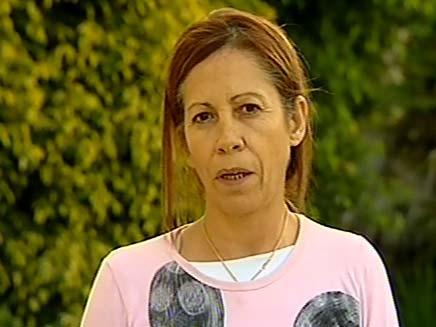 אמו של סהר אסרף (צילום: חדשות 2)