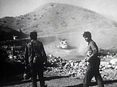 כיבוש החרמון (צילום: מתוך הסרט לכבוש את ההר או למות)