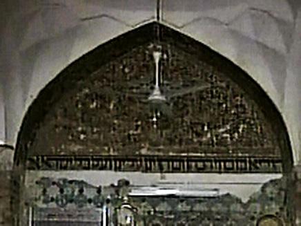 קבר יחזקאל הנביא (צילום: חדשות 2)