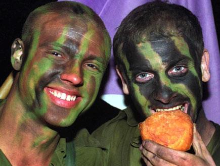 חיילי גבעתי (צילום: אימג'בנק/GettyImages)