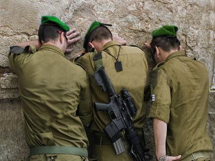 """חיילי צה""""ל (צילום: חדשות 2)"""