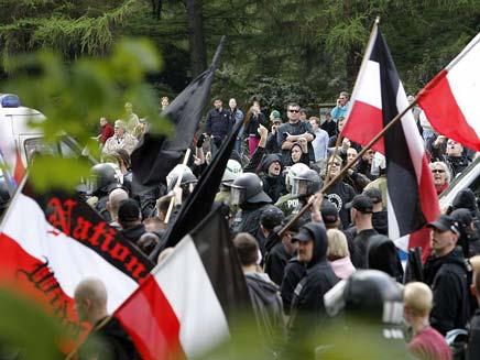 מפלגה נאצית (צילום: DERSPIGEL)