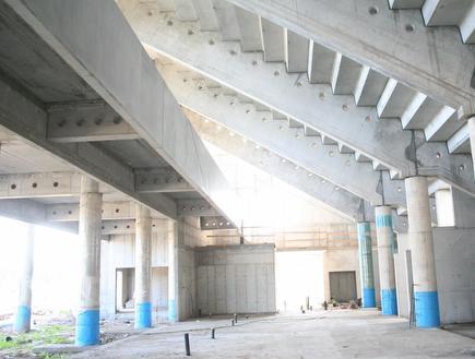 """אצטדיון פ&""""ת (ONE) (צילום: מערכת ONE)"""