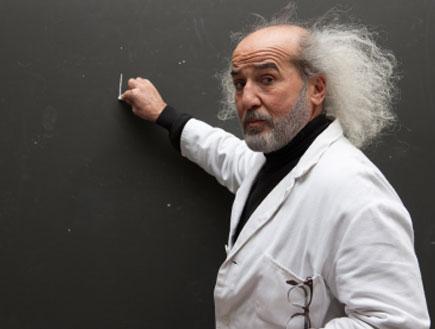 פרופסור משוגע (צילום: istockphoto)