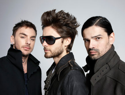 30 seconds to mars (צילום: Kenneth Cappello)