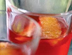 ג'לי קמפרי ותפוזים