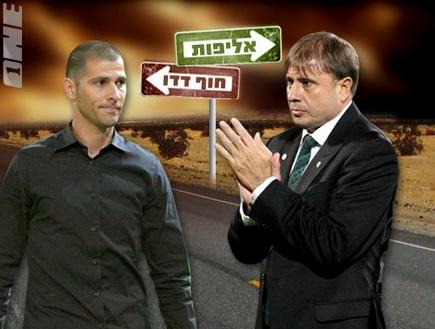 אלישע ונמני. לאן פניה של חיפה מועדות? (צילום: מערכת ONE)