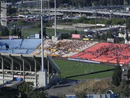 """אצטדיון ר&""""ג (לי נוף) (צילום: מערכת ONE)"""