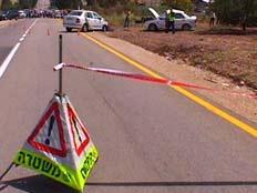 תאונת דרכים - אילוסטרציה (צילום: חדשות 2)