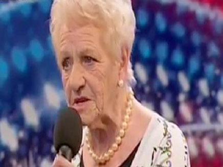 ג'ני קוטלר - סוזן בויל הבאה (צילום: חדשות 2)