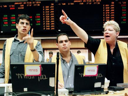 """מבזק גלובס: עליות בבורסה בת""""א (צילום: רויטרס)"""