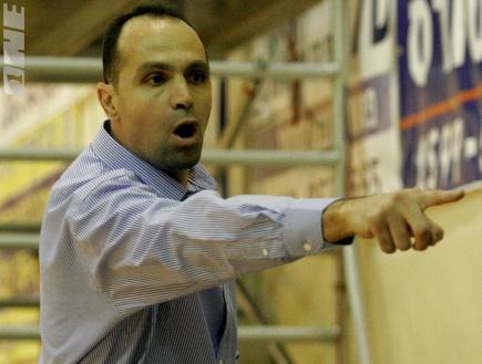 מאמן הבקעה, דרור כהן. רוצים להבטיח את הכרטיס לליגת העל (אמיר לוי)