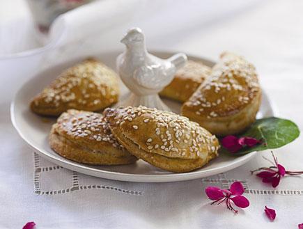 כיסוני גבינות ותפוחי אדמה (צילום:  יחסי ציבור )