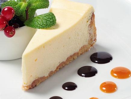 עוגת גבינה לשבועות (צילום:  יחסי ציבור )