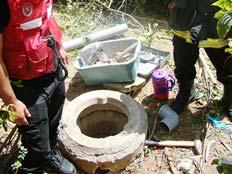 חילוץ מבור מים, ארכיון
