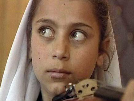 ילדה בקאבול, אפגניסטן (צילום: חדשות 2)