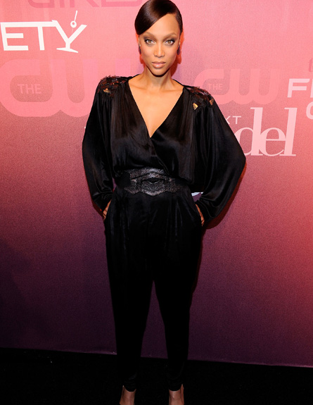 tayra banks (צילום: Jemal Countess, GettyImages IL)