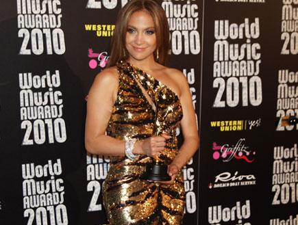 Jennifer Lopez (צילום: Dave Hogan, GettyImages IL)