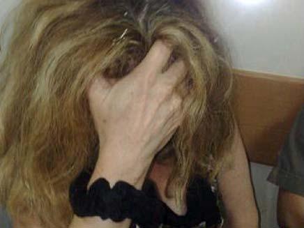 המורה החשודה בקיום יחסי מין עם תלמידתה (צילום: שי שפירא)