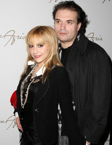 בריטני מרפי ובעלה