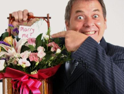 גבר מציע נישואים (צילום: darren wise, Istock)