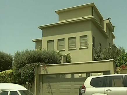 """הבתים היקרים בראשל""""צ (צילום: חדשות 2)"""