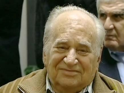 """לובה אליאב ז""""ל (צילום: חדשות 2)"""