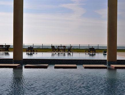 nסלולים - להתאהב בארץ מחדש מלון אפרודיטה קפריסי (צילום: ערן גל-אור)