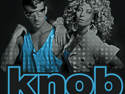 Knob, עטיפת אלבום, קנוב