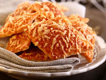 עוגיות גבינה מלוחות (צילום: דן פרץ)