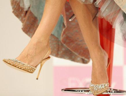 הנעליים של שרה ג'סיקה פארקר, נעליים, סטילטו, עקבים