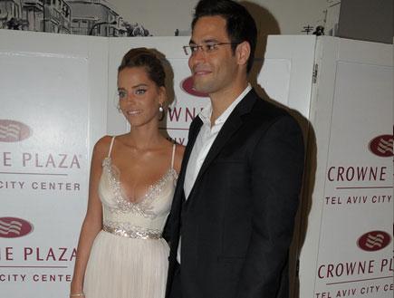 מסיבת חתונה רותם סלע ואריאל רוטר (צילום: אלעד דיין)