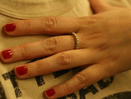 טבעת-נועה יחף (צילום: אורטל דהן)