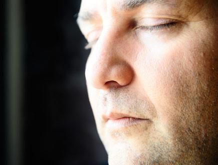 צביקה הדר, עטיפת סינגל (צילום: רונן אקרמן)