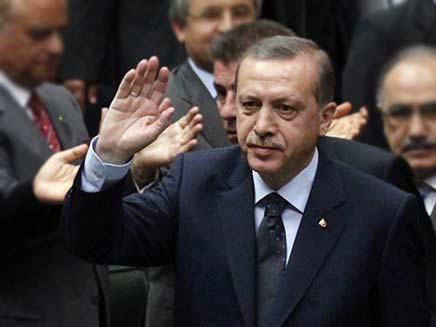 ארדואן, ראש ממשלת טורקיה (צילום: רויטרס)