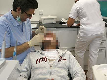 הולכים לרופא השיניים בלי חשש מכאב (צילום: רויטרס)