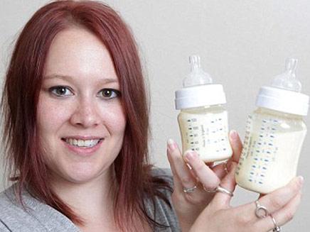 תחליפי החלב. לא יחולקו יותר? (צילום: דיילי מייל)