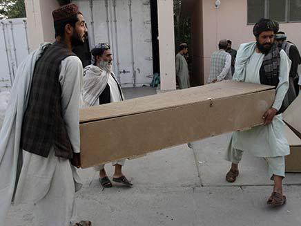המלחמה באפגניסטן (צילום: רויטרס)