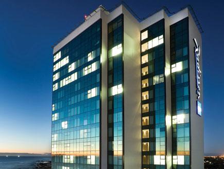 מלון ראדיסון בלו (צילום: האתר הרשמי)