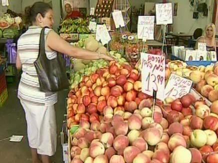 המבקר: להחזיר הפיקוח על המזון (צילום: חדשות 2)