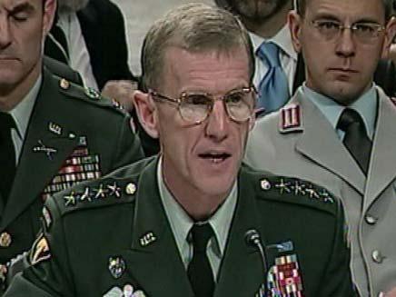 הגנרל שהסתבך (צילום: חדשות 2)