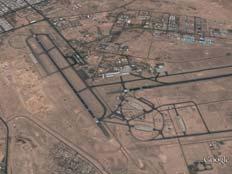 שדה התעופה בתבוק (צילום: גוגל ארת')