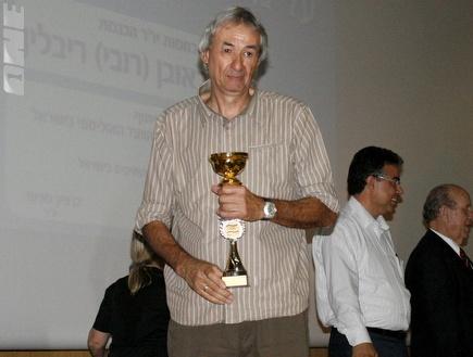 בועז ינאי (יניב גונן) (צילום: מערכת ONE)