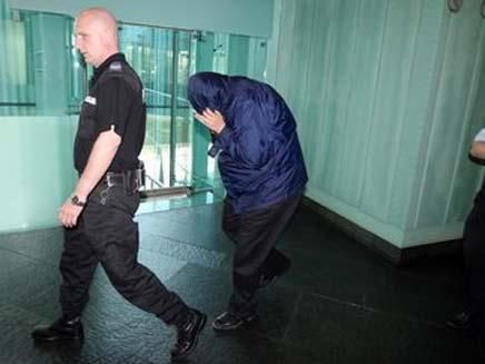 """אורי ברודצקי, """"סוכן המוסד"""" שנעצר בפולין, פרשת חיסו (צילום: חדשות 2)"""