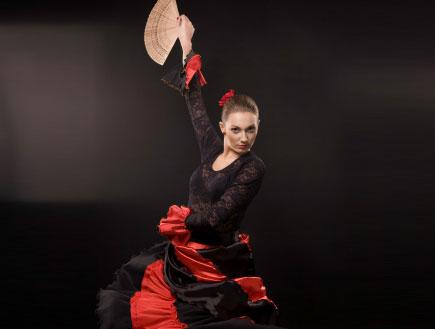 רקדנית פלמנקו - ספרד (צילום: Dead_Morozzzka, Istock)