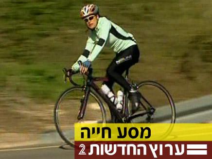 קרנית גולדווסר במסע חייה (צילום: חדשות 2)