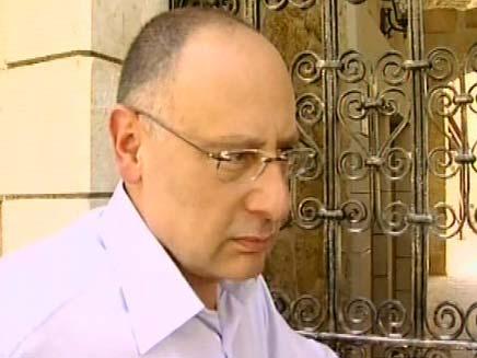 """ד""""ר מסעד ברהום. ערבי מנהל בית חולים? תתפלאו (צילום: חדשות2)"""