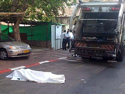 תאונה קטלנית בחיפה. אילוסטרציה (צילום: HNN)